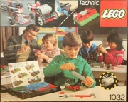 Technic II Powered Machines Set