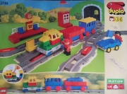 Electric Play Train Set