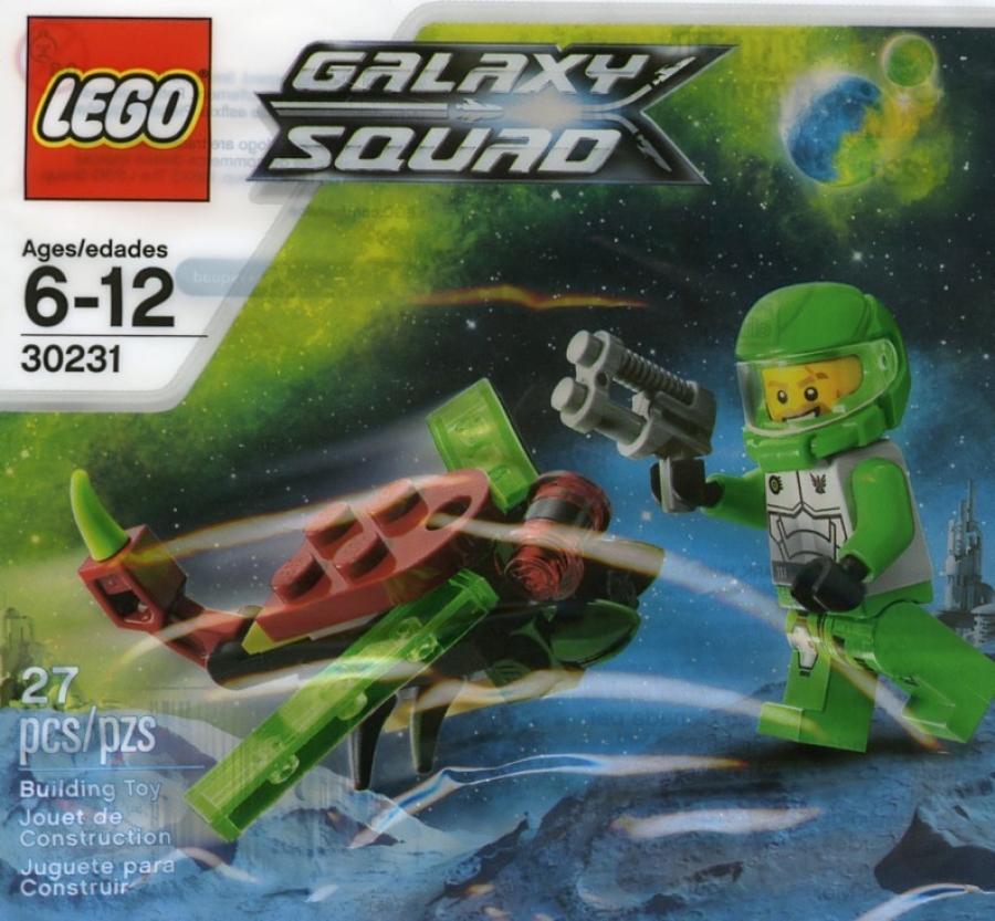 Схемы и инструкции LEGO Space