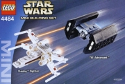 X-Wing Fighter & TIE Advanced
