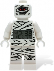 Monster Fighters Mummy Minifigure Clock