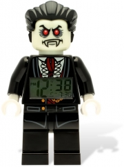Monster Fighters Lord Vampyre Minifigure Clock