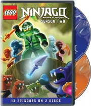 LEGO Ninjago: Masters of Spinjitzu Season Two
