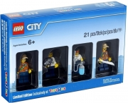 City Jungle Minifigure Collection