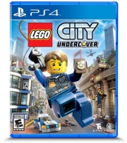 LEGO City Undercover PlayStation 4 Video Game