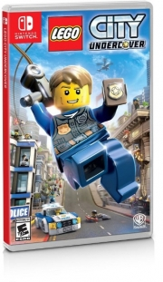 LEGO City Undercover Nintendo Switch Video Game
