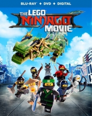 The LEGO Ninjago Movie  (Blu ray)