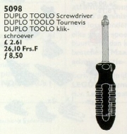 Duplo Toolo Screwdriver