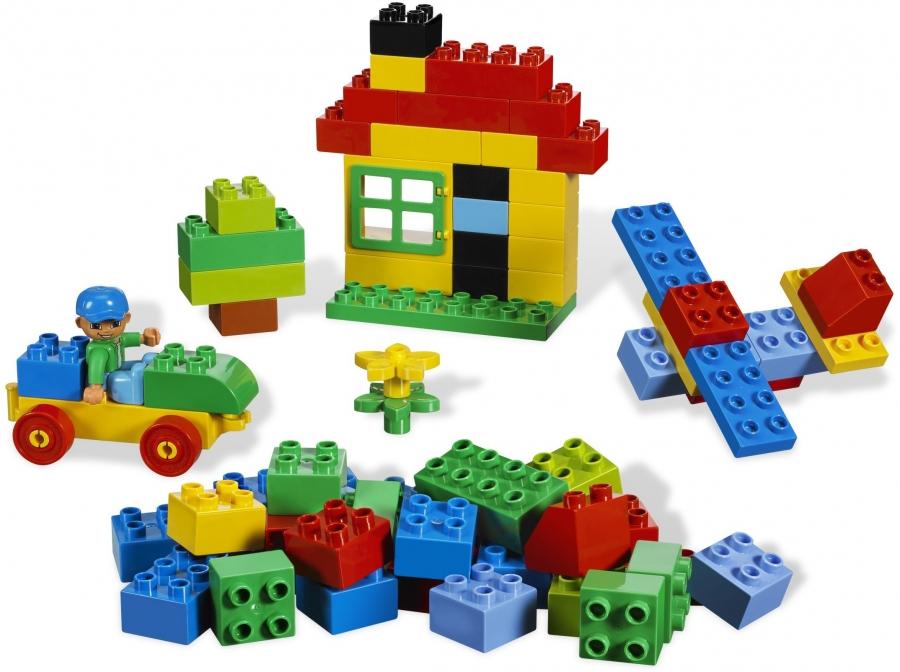 Duplo Large Brick Box 5506 Få Råd Til Flere Lego Klodser Med