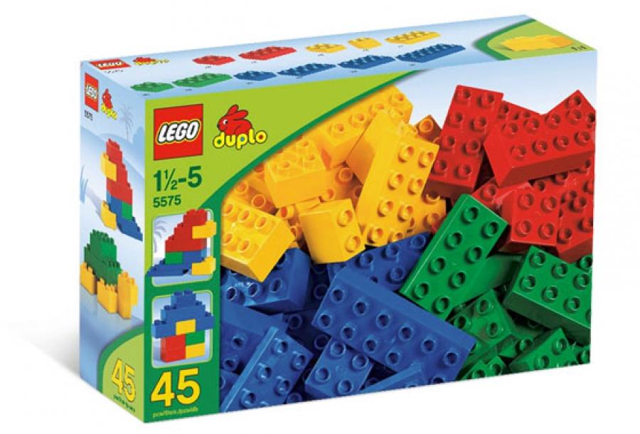 Basic Bricks Medium 5575 Få Råd Til Flere Lego Klodser Med