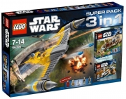Star Wars Super Pack 3 in 1