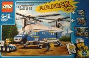 City Police Super Pack 4-in-1