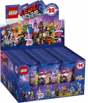 LEGO Minifigures - The LEGO Movie 2: The Second Part - Sealed Box