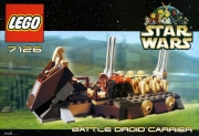 Battle Droid Carrier