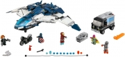 The Avengers Quinjet City Chase