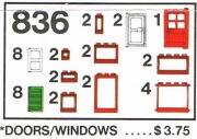 Doors and Windows Parts Pack