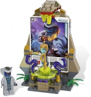 Ninjago Character Card Shrine