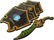 Legends of Chima Scorpion Sword Shield