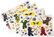 Ninjago Wall Stickers