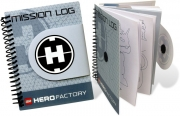 HERO Factory Misson Log Book